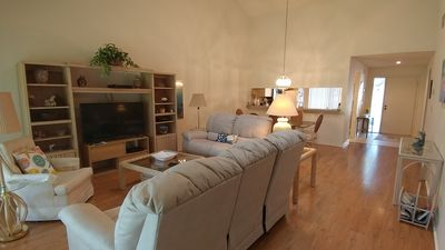 Photo for Nicely decorated comfortable 2 bedroom 2 bathroom condo