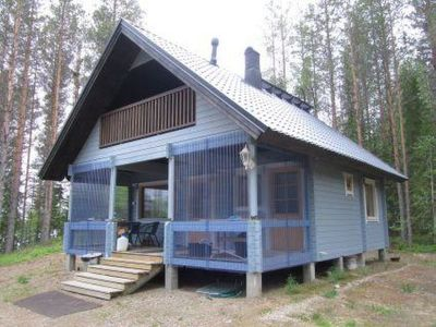 Photo for Vacation home Erärauha in Ilomantsi - 8 persons, 1 bedrooms