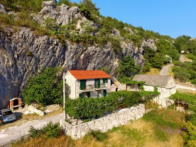 Photo for Vacation home Marko  in Omis, Dalmatia - 6 persons, 3 bedrooms