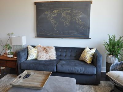 Photo for Large 1/1 New Condo in Downtown Austin w Parking!