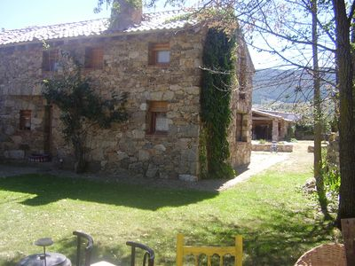 Photo for Dream house in Arcones (Segovia)