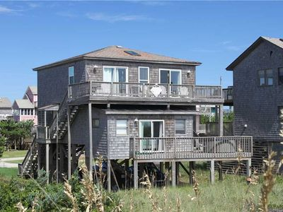 Photo for Cute Pet friendly oceanfront home  w/HotTub
