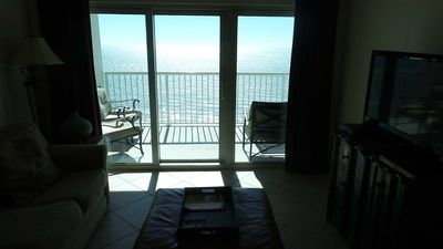 Photo for 2/2 Condo with Amazing Gulf Views from the TOP floor at Crystal Towers