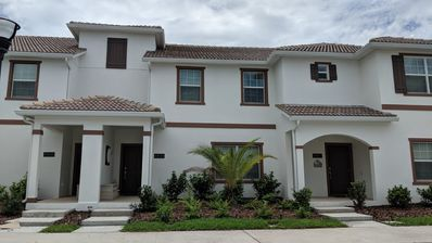 Photo for 4808 LL - 4 Beds Townhome on Storey Lake - up to 11 guests - 10 min from WDW