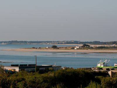 Photo for LARGE HOUSE WITH VIEW OF THE QUIBERON BAY