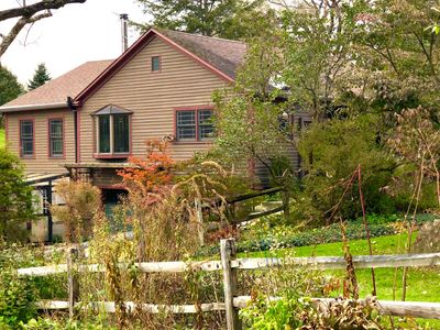 Photo for NEW: Gorgeous, Unique, Craftsman Cottage in Heart of the Berkshires