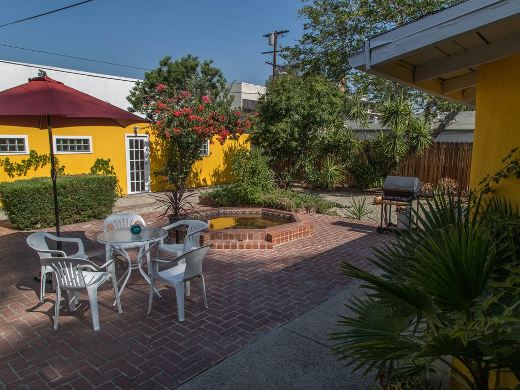 casa con giardino per 6 persone in north hollywood 740336