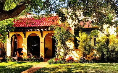 Photo for 5 Bedroom 3 Bath w/Heated Pool as low as $399/night Close to Beach & Restaurants