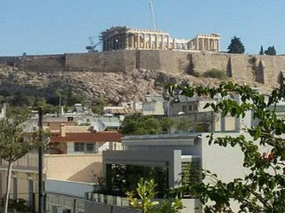 Photo for Sunny apartment at the foot of Acropolis
