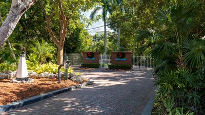 Photo for Oceanside Oasis with Private Marina in Gated Community
