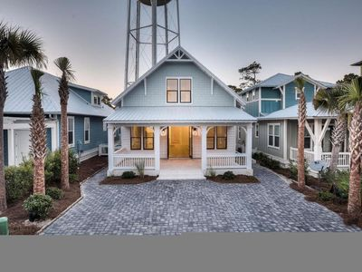 Photo for Anchors Away - Luxury New Home - Seacrest Beach North - 6 Bikes!