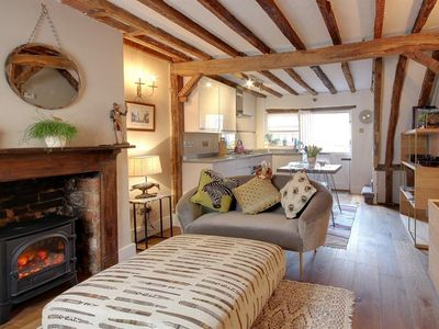 Photo for Cartref - Grade II Listed cottage situated in the of Farnham