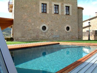 Photo for House CAL PAIROT- CLIMATIZED COVERED POOL