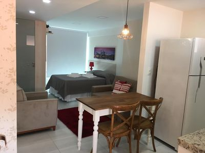 Photo for BEAUTIFUL FLAT FURNISHED IN BLACK PONTA