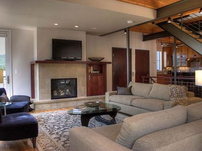 Photo for Multi Story Modern, Private Hot Tub and Elevator Blackhawk 13