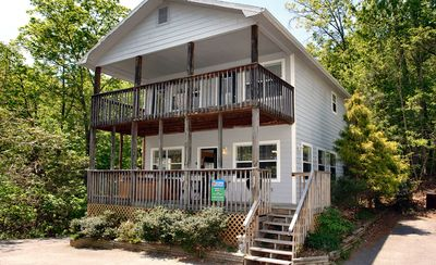 Photo for Charming 2 Bedroom Gatlinburg Chalet with Pool Table and Internet Access
