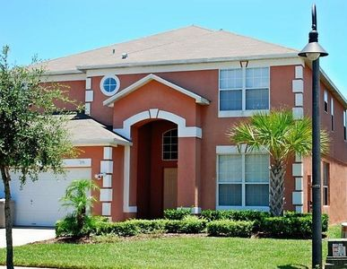 Photo for 6BR-4 Master- Pool- Spa-Game Rm-Wifi-Near Disney