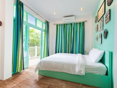 Photo for CASA KANDARIYA BUNGALOW MINT GREEN