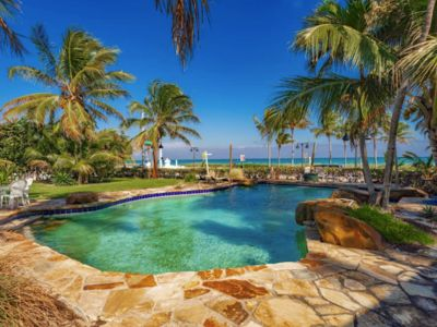 Photo for On The Sand Beach Front House! Ocean experience!