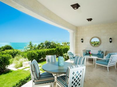 Stunning New One bedroom Ocean View Suite at The Shore Club on Long Bay Beach