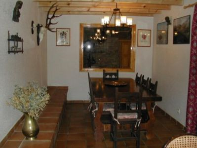 Photo for Rural house (full rental) Cola de Caballo for 8 people
