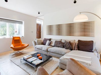Photo for UP TO 20% OFF - Contemporary 5 Bedroom House, Sleeps 8, Queen's Park (Veeve)
