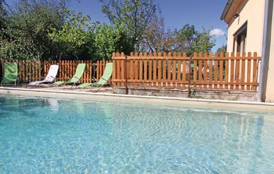 Photo for VILLA WITH SWIMMING POOL IN PROVENCE VERY WELL EXPOSED