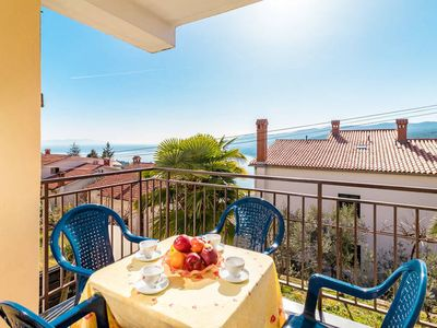 Photo for Apartment Orhideja  in Rabac, Istria - 5 persons, 2 bedrooms