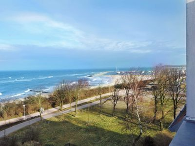 Photo for (408) 3- room apartment -direct lake view - apartment house Atlantik