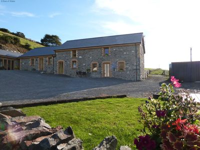 Photo for Bwlch y Gliced - Hot Tub and Stunning Coastal Views