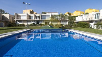 Photo for Nice house in l'Ampolla with pool and close to the beach
