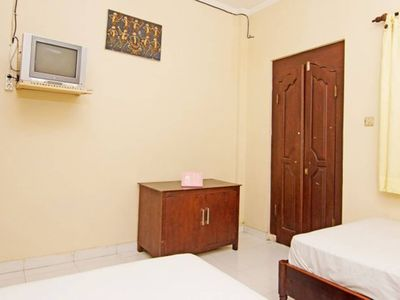 Photo for 6 Minutes Walk to Kuta Beach, Close to Beachwalk Shopping Center and Cafes