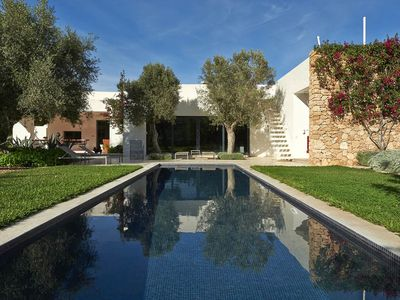 Photo for Luxury Villa Charming  4 bdr pool  excellent location just outside Ibiza town.