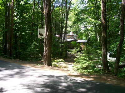 Heaven on Earth, Tranquil, Private 4 Bedroom Waterfront home on Goose Pond Lake