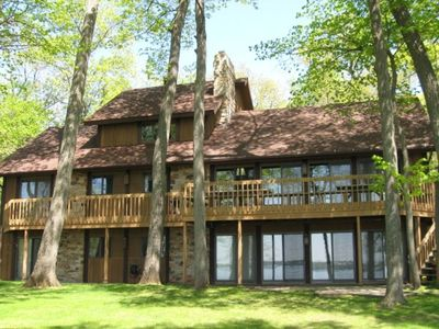 8BR House Vacation Rental In Green Lake, Wisconsin #153495 | AGreaterTown