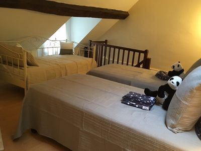 chambre 3 Couchages simple