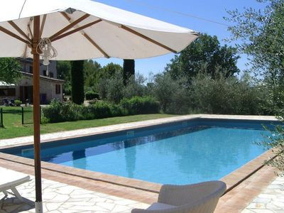 Photo for Acquasparta Country House with swimming