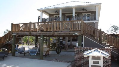 Photo for 2BR House Vacation Rental in Bay St Louis, Mississippi