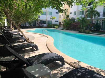 Photo for Holiday apartment Playa del Carmen for 4 - 6 persons with 2 bedrooms - Holiday apartment