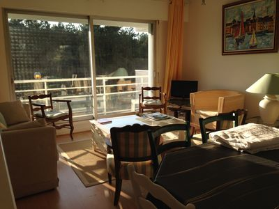 Photo for Beautiful family apartment 5 minutes from the beach