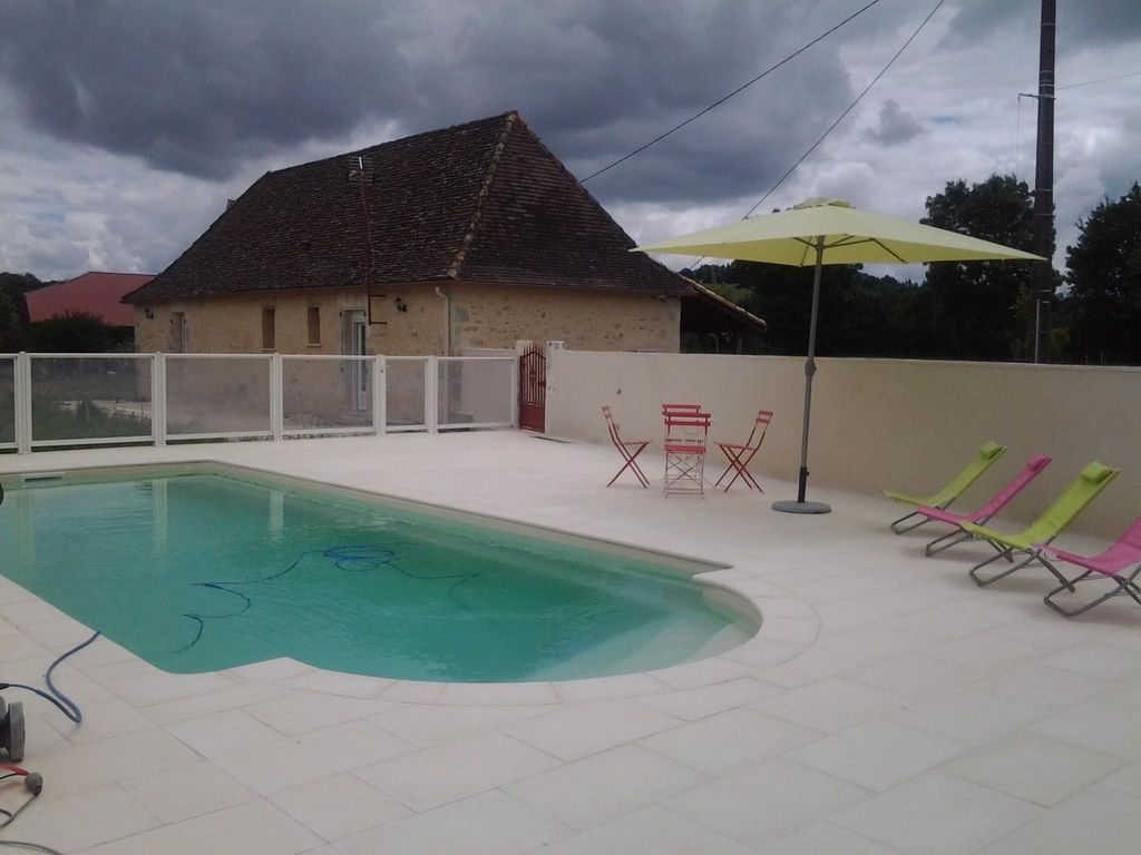 P rigord location g te piscine s curis e priv e au c ur for Location dordogne avec piscine