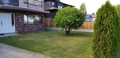 Photo for Burnaby/New West - Private Suite, Main Floor - Large Bedroom - New Bathroom