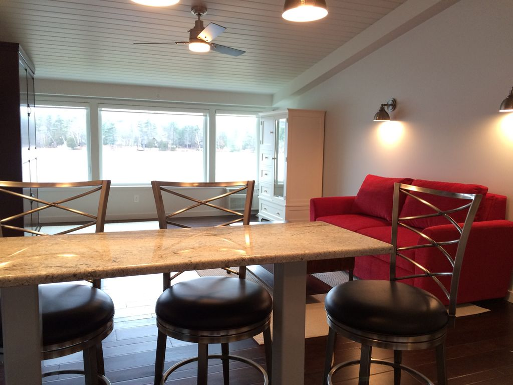 Cozy Condo On Clam Lake Flowing Into Tor Vrbo