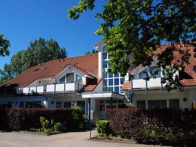 Photo for Holiday apartment between Baltic Sea beach and Bodden