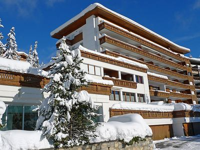 Photo for Apartment Christina 305  in Crans - Montana, Valais - 4 persons, 1 bedroom