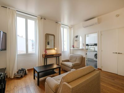 Photo for Beautiful renovated studio in the Rue d'Antibes !!