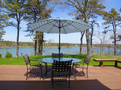 Photo for Waterfront, Boat Friendly, Secluded in East Orleans: 004-OM