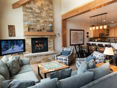 Photo for Family Luxury   Stunning Mtn Views   Theater Room   Pets Welcome!