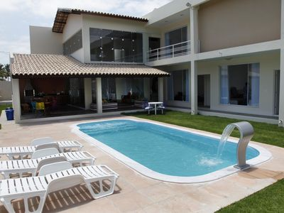 Photo for Luxury house with 330 m², swimming pool, 6 bedrooms (3 suites)
