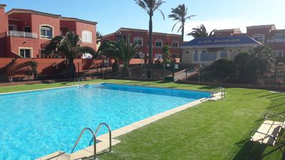 Photo for House with pool near the best beaches and the center of Corralejo.